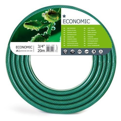 """Cellfast Wąż ogrodowy Economic 3/4"""" 20m 10-020"""