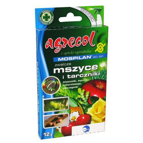AGRECOL MOSPILAN 20 SP 12G-Preparat owadobójczy
