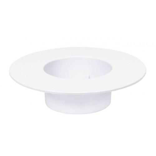 Finezja IKEBANA okrągła biała 19cm