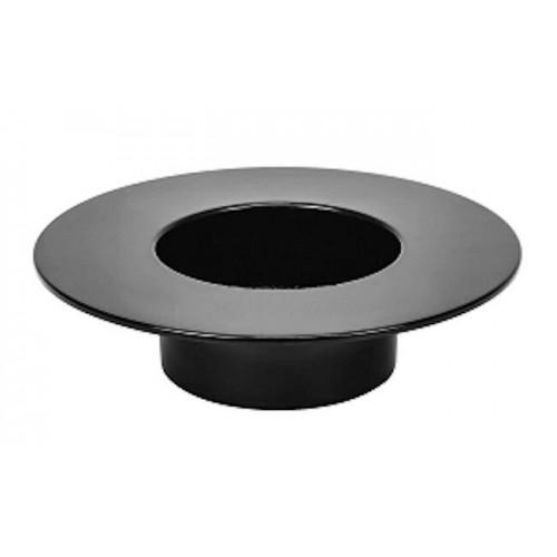 Finezja IKEBANA okrągła czarna 19cm