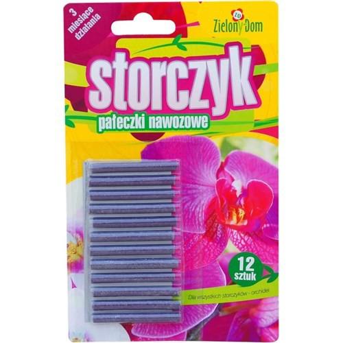Zielony Dom-Pałeczki Nawozowe do Storczyków 12sztuk