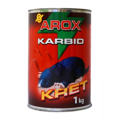 AGRECOL AROX KARBID NA KRETY 0,5 KG
