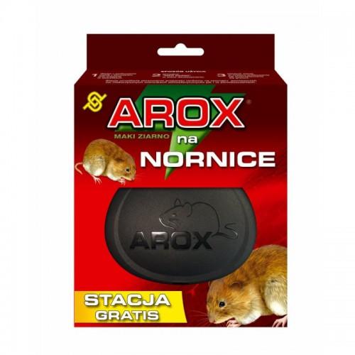 Agrecol  Przynęta Arox 100g na nornice w postaci ziarna 100g