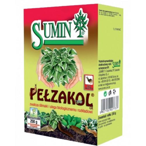 SUMIN Pełzakol GR  250g-zwalcza ślimaki