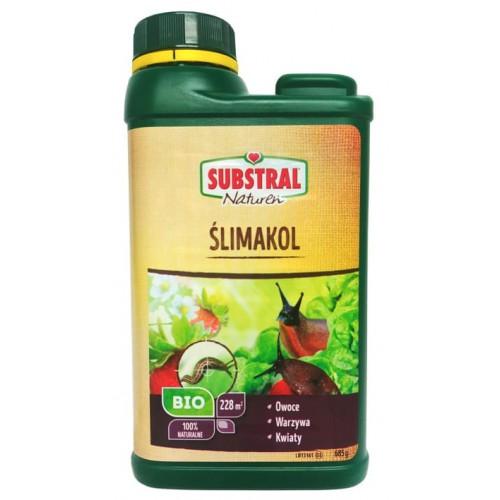 Substral Naturen Ślimakol - Ekologicznie Zwalcza Ślimaki  685 g