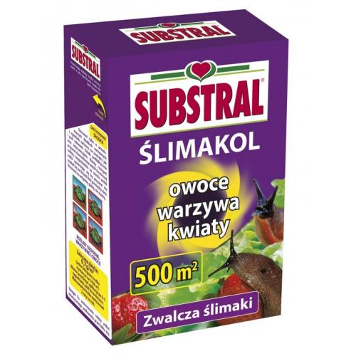 Substral Ślimakol-zwalcza ślimaki 350g
