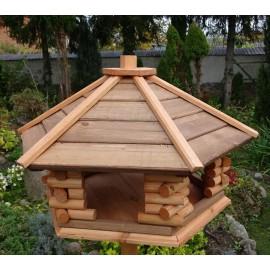 Artykuły ogrodowe z drewna